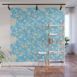 pale blossom Morning. Wall Mural