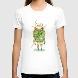 Green Samurai T-shirt
