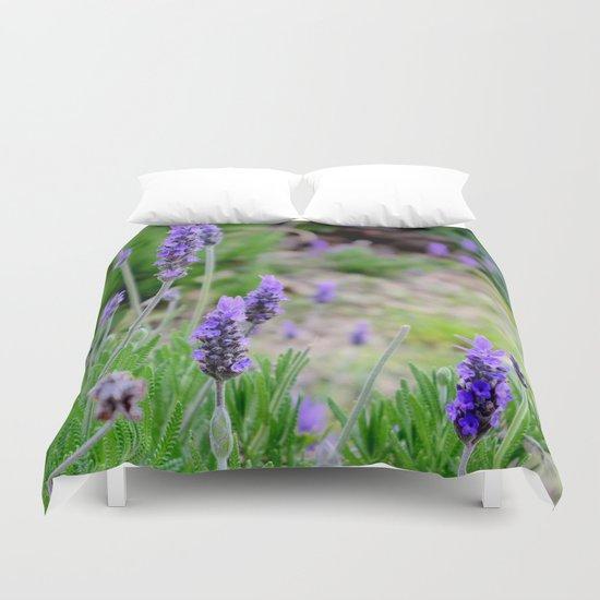 Lavender  Duvet Cover
