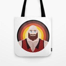 Gay Bear Art Tote Bag