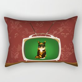 Marmalade Broadcast Rectangular Pillow