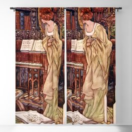 """""""Beauty and the Beast"""" by Charles Robinson Blackout Curtain"""
