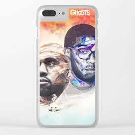 Kids See Ghosts Clear iPhone Case