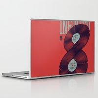 moto Laptop & iPad Skins featuring Moto Perpetuo II by Vó Maria