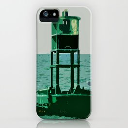 Buoy 21 iPhone Case
