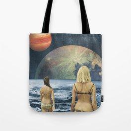 Celestial Bodies Tote Bag