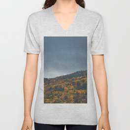 desolation of fog Unisex V-Neck