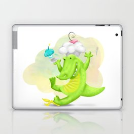 Slippery gator Laptop & iPad Skin