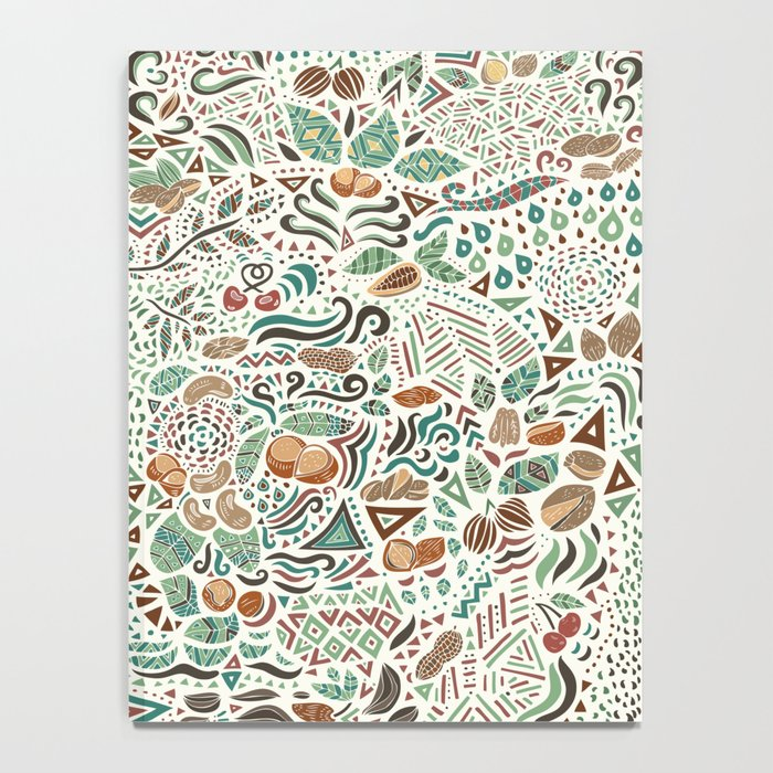 Nuts And Nature Notebook