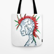 Nature girl Tote Bag