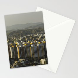 Ulan Bator Skyline Stationery Cards