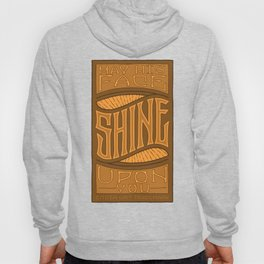 SHINE UPON YOU - Handlettering Verse Hoody