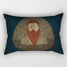 we are all but rain rain drops Rectangular Pillow