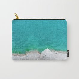 Blue from the top 2 Carry-All Pouch