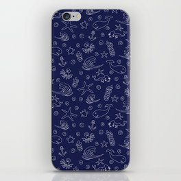 Deep Sea Life iPhone Skin