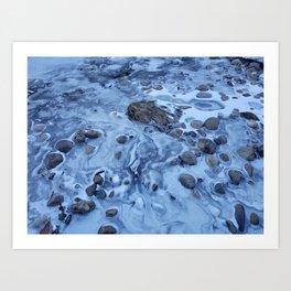 Freeze Dried Art Print