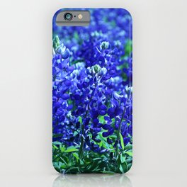 Hill Country Blues iPhone Case