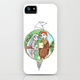 Brendan & Aisling iPhone Case