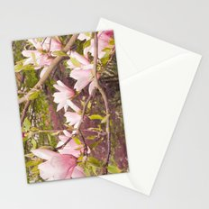 Pink Melodies Stationery Cards