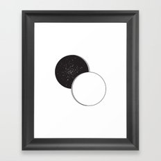 A Space Framed Art Print