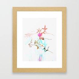 Unnatural Decay  Framed Art Print