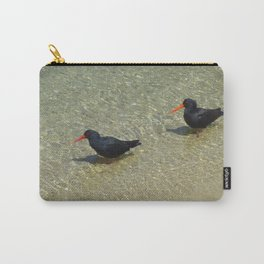 Variable Oystercatcher (Torea-pango) Carry-All Pouch