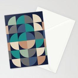 Gestalt Geometric Stationery Cards