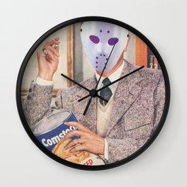 New Rebels Wall Clock