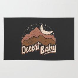 DESERT BABY Rug