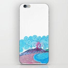 pulcinella iPhone Skin