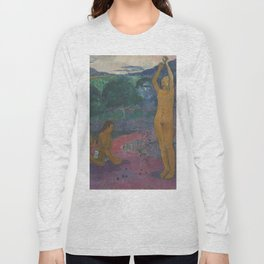 Paul Gauguin - The Invocation Long Sleeve T-shirt