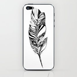Feather - Lucidity iPhone Skin