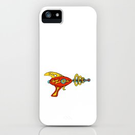 Ray Gun iPhone Case