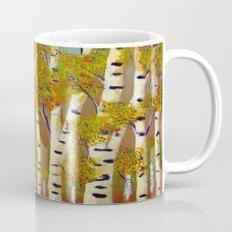 Birch trees-3 Mug