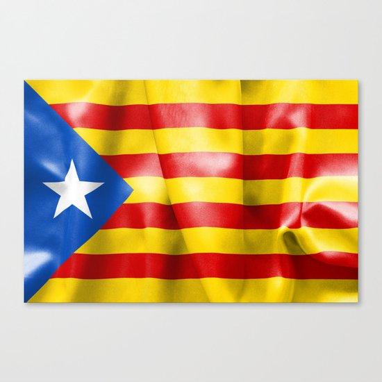 Estelada Flag Canvas Print