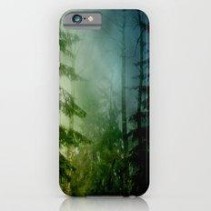 Blue pines iPhone 6s Slim Case