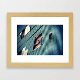 Perched 2 Framed Art Print
