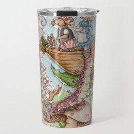 Alice in Wonderland Travel Mug