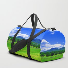 Moving Fast Duffle Bag