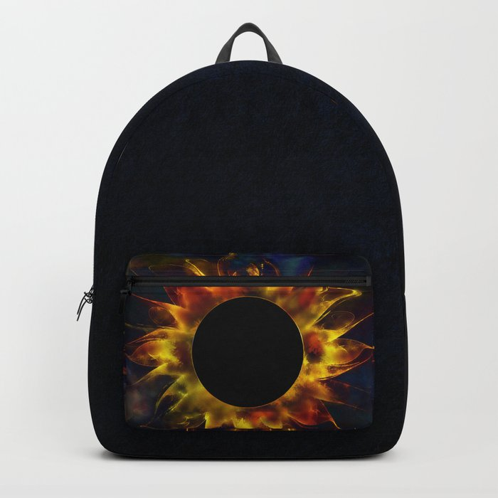 Solar Eclipse Fantasy Backpack
