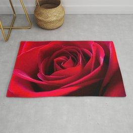 RED ROSE Rug