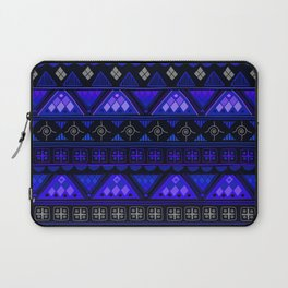 Boho Geometric Pattern Var. 2 Laptop Sleeve