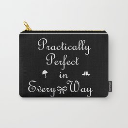 Mary Poppins Practically Perfect Carry-All Pouch