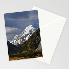 Mt Cook / Aoraki Stationery Cards