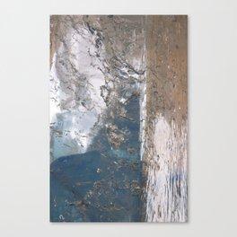Ice Canvas Print
