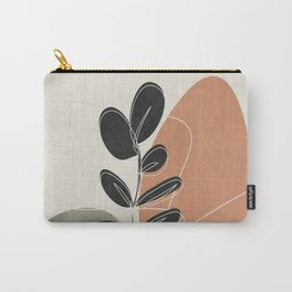 Minimal Abstract Shapes No.73 Carry-All Pouch