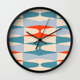Zaha Marine Wall Clock