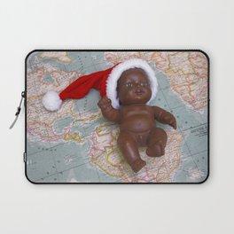 Christmas baby Laptop Sleeve