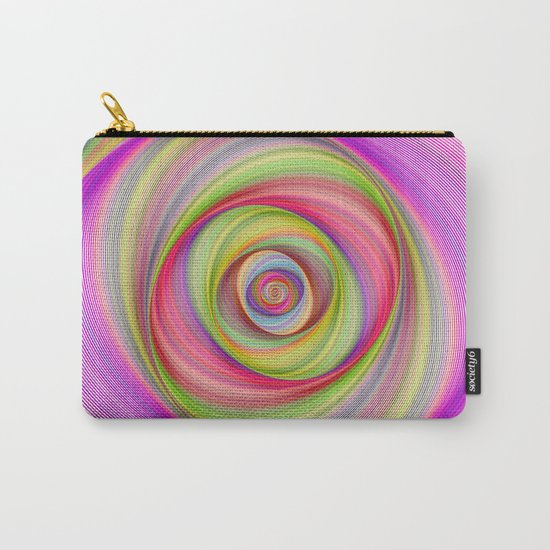 Magnetic storm Carry-All Pouch