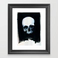 Bones XIV Framed Art Print